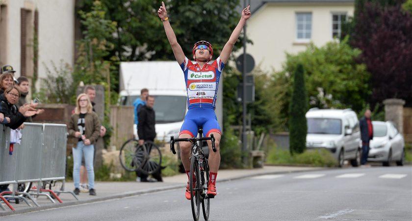 Cyclisme colin heiderscheid sur tous les fronts for Bureau 02 villeneuve saint germain