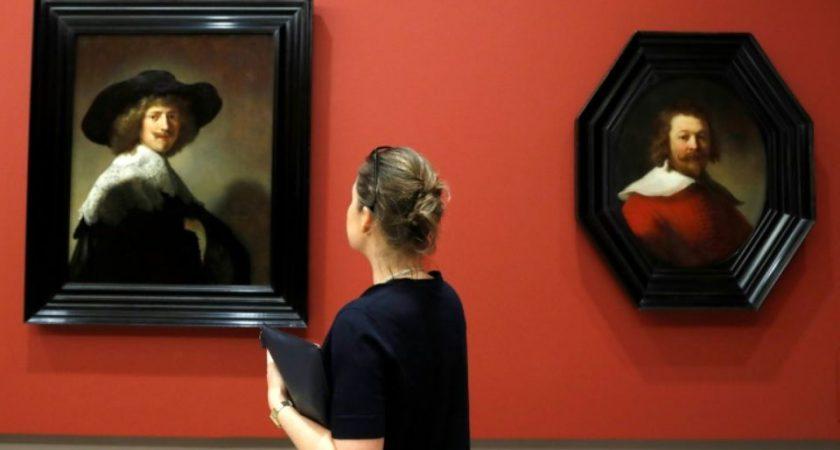 le collectionneur thomas kaplan expose ses rembrandt au louvre. Black Bedroom Furniture Sets. Home Design Ideas