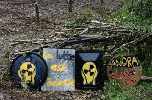 Le centre d'enfouissement des déchets radioactifs gélé par la justice — Bure