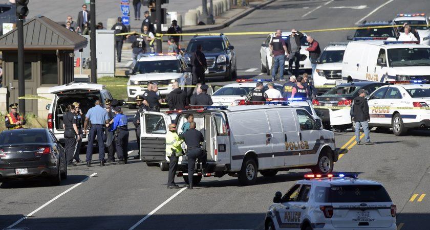 Courte alerte après un incident lors d'un contrôle routier