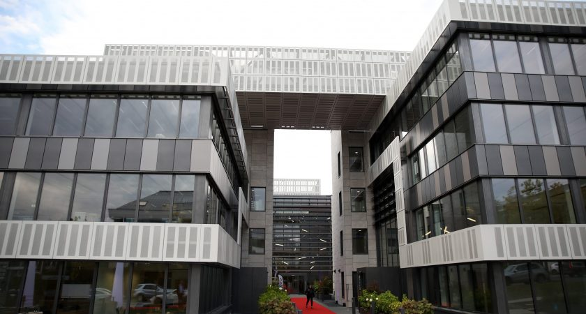 Bdo luxembourg acquiert hrt for Nouveau batiment londres