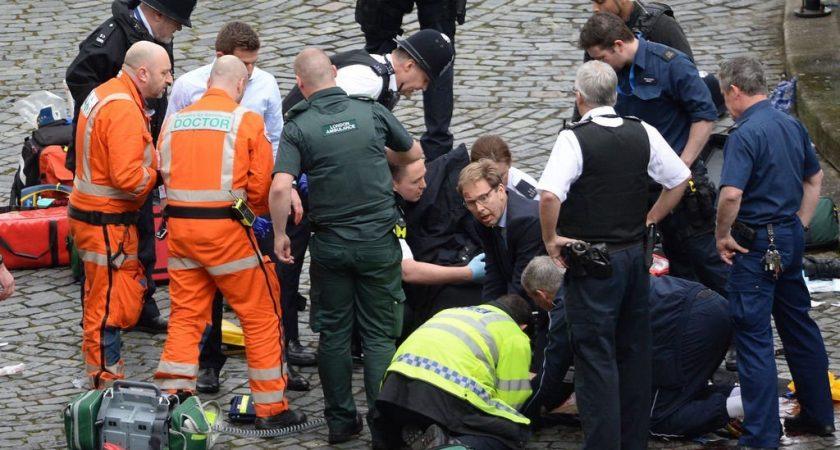 Tobias Ellwood, le député devenu un héros — Attentat de Londres