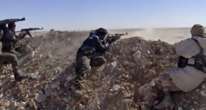 Syrie: des combattants arabes et kurdes anti-EI aux portes de Tabqa