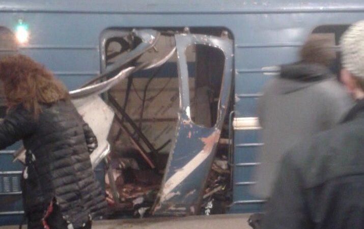 Saint-Pétersbourg : un kamikaze kirghize auteur de l'attentat