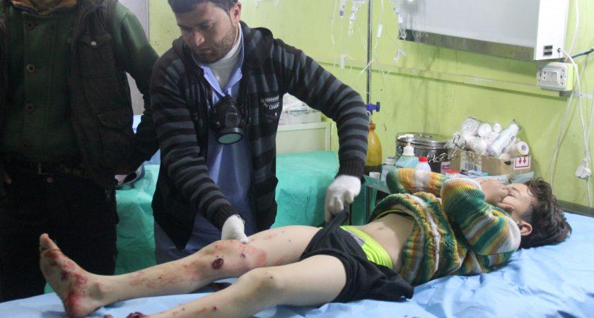 Des autopsies confirment l'utilisation d'armes chimiques
