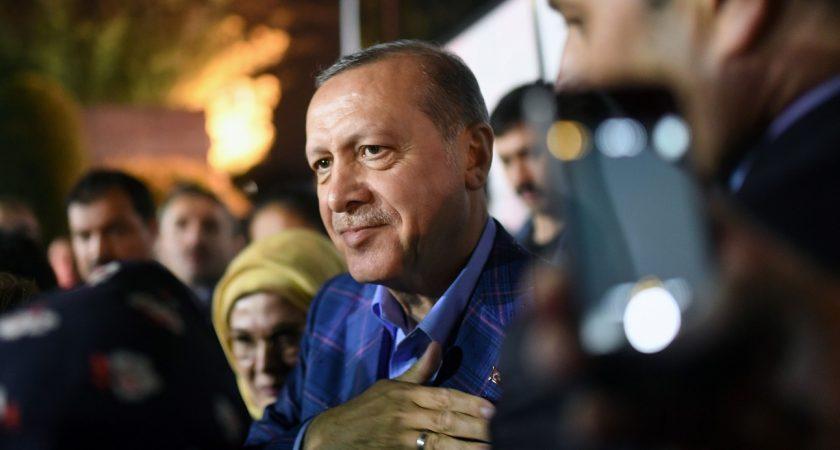 Conflit sur le scrutin — Référendum en Turquie