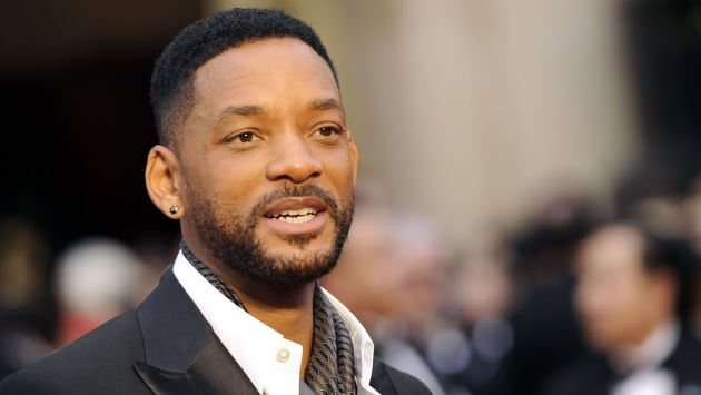 Guest Star inattendue au festival de Cannes — Will Smith