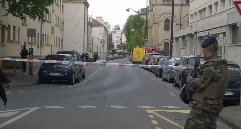 Metz : explosions près de la synagogue