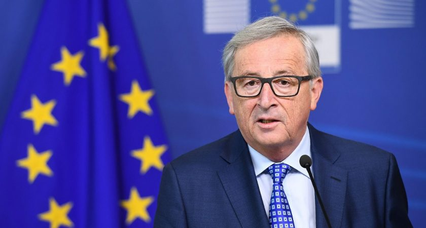 Jean-Claude Juncker à Emmanuel Macron :