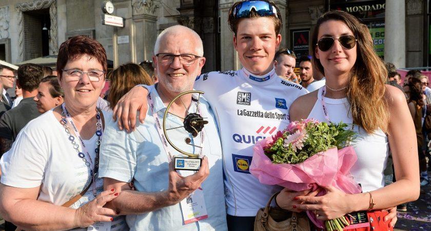 Le Néerlandais Tom Dumoulin remporte le Tour d'Italie