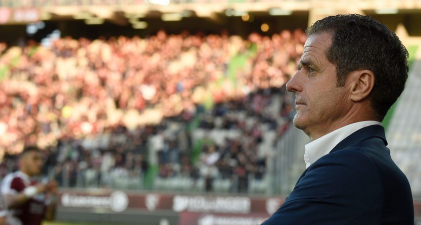 Officiel : Metz prolonge Hinschberger et son staff