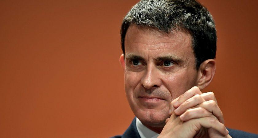 Quand Manuel Valls faisait la leçon à Emmanuel Macron