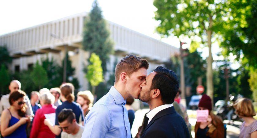 sexe célèbre gay mariage