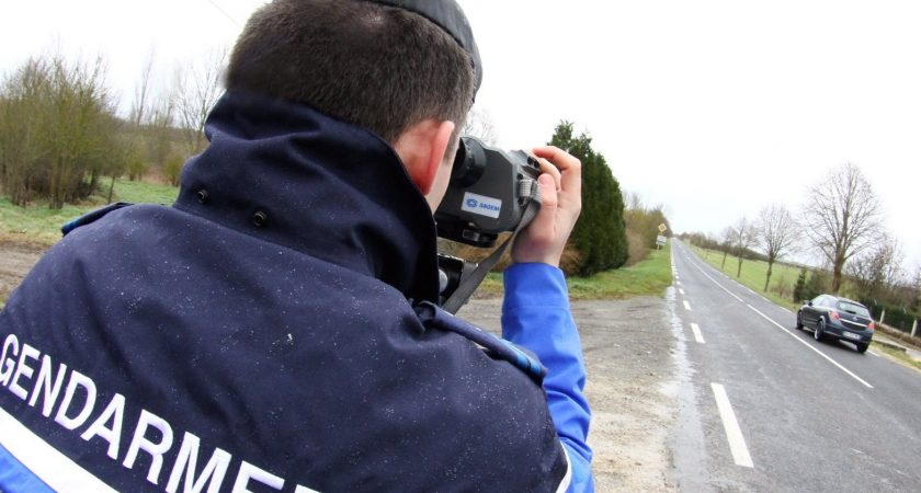Flashé à 138 km/h... à 14 ans — Moselle