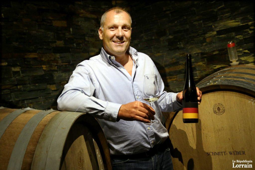 Haute kontz schengen perl trois fronti res pour un vin for Haute kontz lorraine