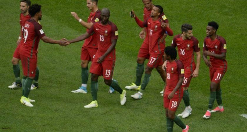 Coupe Des Confederations Le Portugal Explose La Nouvelle Zelande