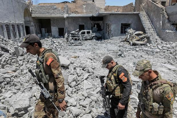 L'État islamique détruit la mosquée Al Nouri de Mossoul — Irak