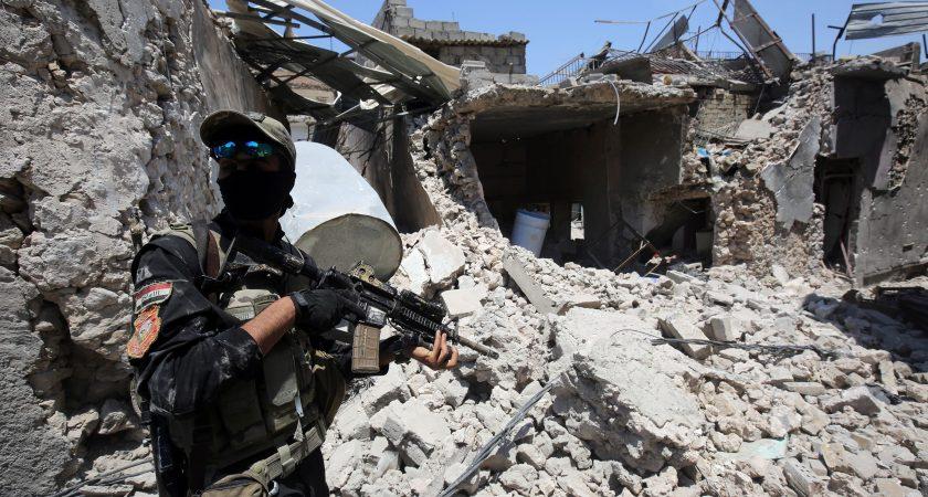 L'EI fait exploser la grande mosquée Al Nouri de Mossoul — Irak