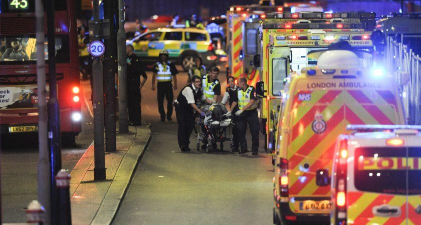 Attentat de Londres: deux Français blessés