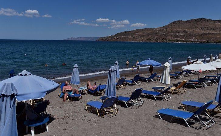 Un tremblement de terre secoue la mer Égée