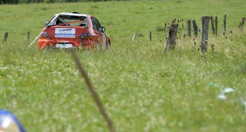 Un mort et deux blessés lors du rallye Mouzon-Frézelle — Automobile