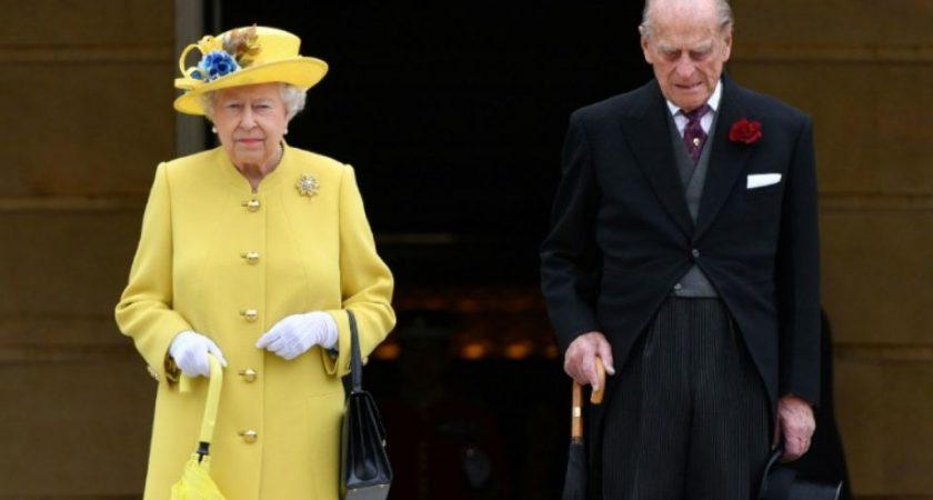 Le prince Philip fait sa dernière apparition officielle
