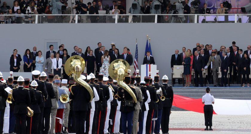 14-Juillet : la fanfare de l'armée jouera… un medley de Daft Punk