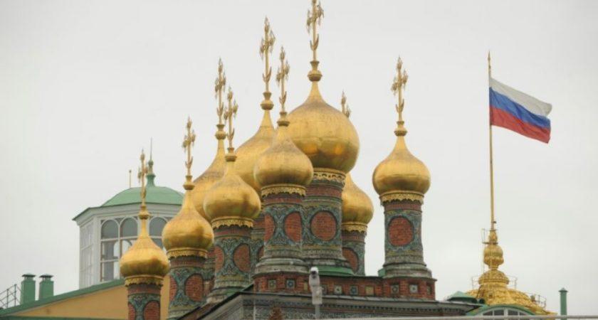 Le Kremlin à Moscou le 14 novembre 2011. (Photo : AFP)