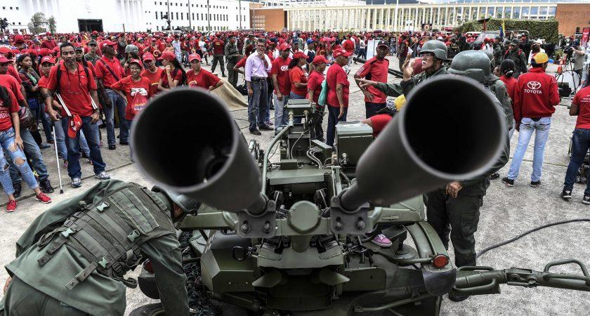 Nouvelles sanctions financières contre le Venezuela — Washington
