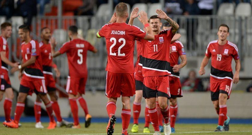 Video: Luxembourg vs Belarus