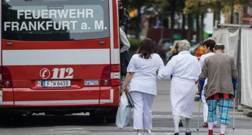 70 000 personnes vont être évacuées pour une opération de déminage — Francfort