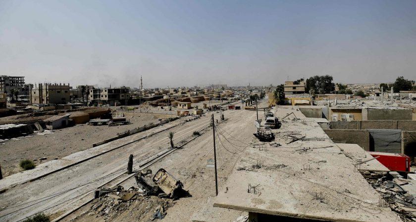 Daech chassé de la vieille ville de Raqqa — Syrie