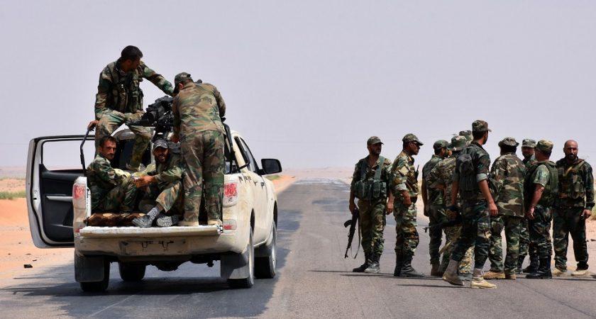 Syrie: L'armée brise le siège de Daech à Deir Ezzour