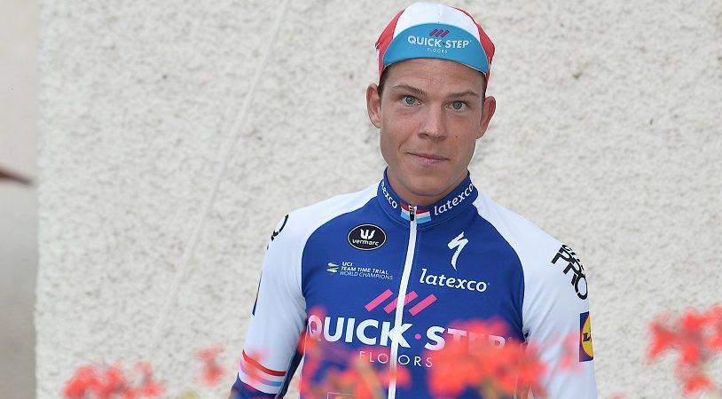 Tour d'Espagne: statu quo avant l'Angliru, De Gendt en profite