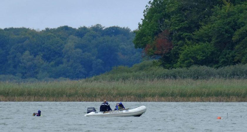 2 pêcheurs allemands retrouvés dans un étang — Moselle