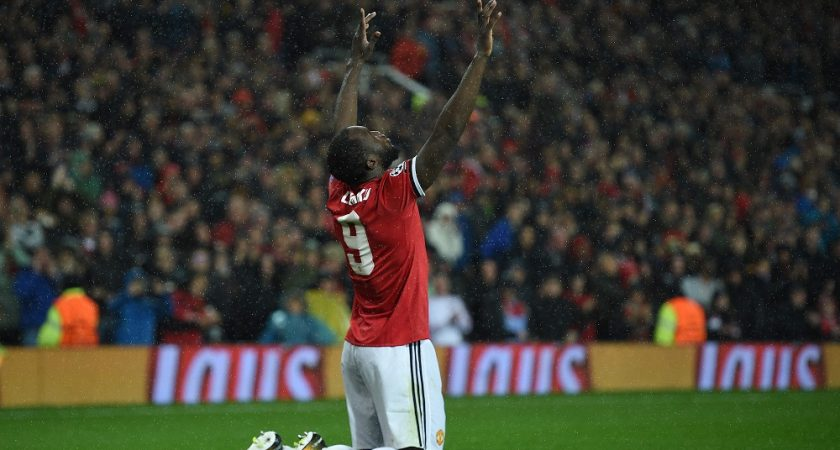 Une chanson sur Lukaku bientôt interdite — Manchester United