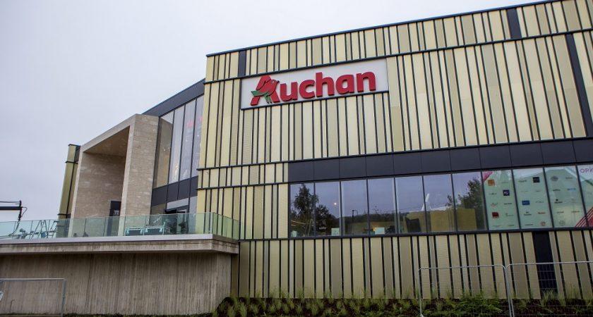 Carte Auchan Kirchberg.Auchan A Differdange Pas Un Copier Coller Du Kirchberg