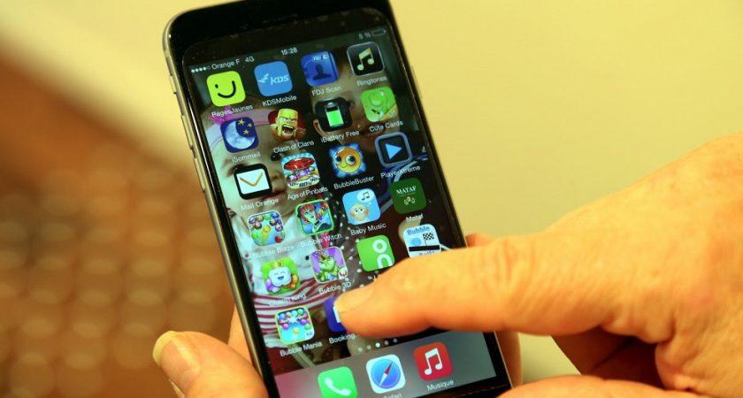 que faire si votre iphone a un bug apr s la mise jour ios 11. Black Bedroom Furniture Sets. Home Design Ideas