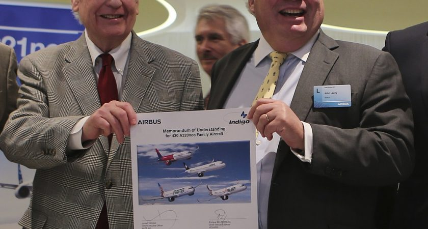 Airbus enregistre la commande la plus importante de son histoire