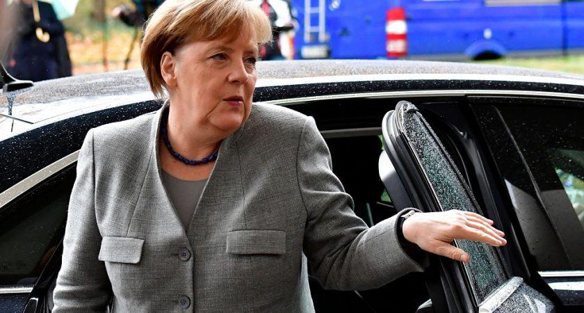 En cas de nouveau scrutin Angela Merkel n'aurait aucune garantie de pouvoir se maintenir à la tête de son parti démocrate-chrétien