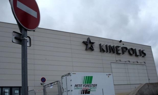Kinepolis Thionville fermé pour cinq jours — Punaises de lit