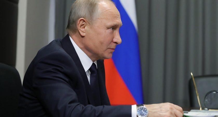 #Alerte : Vladimir Poutine officialise sa candidature à l'élection présidentielle de 2018