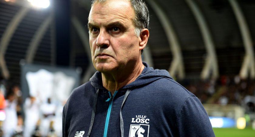Lille a rompu le contrat de Marcelo Bielsa