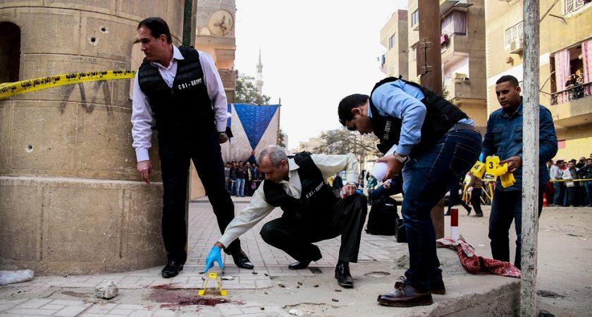 Attaque meurtrière contre une église au Sud du Caire — Egypte