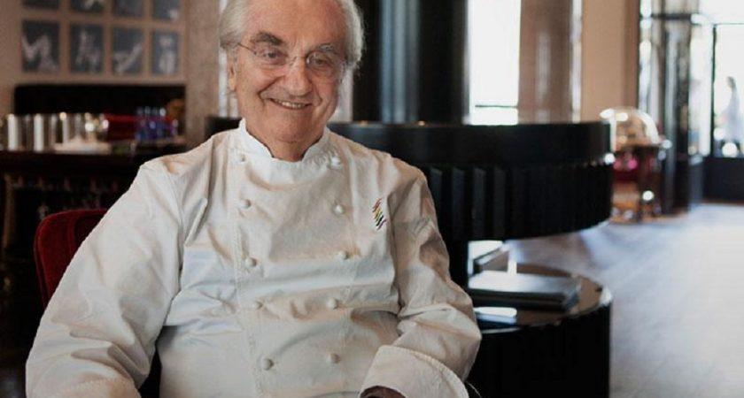 Gastronomie: décès du grand chef italien Gualtiero Marchesi | Le ...