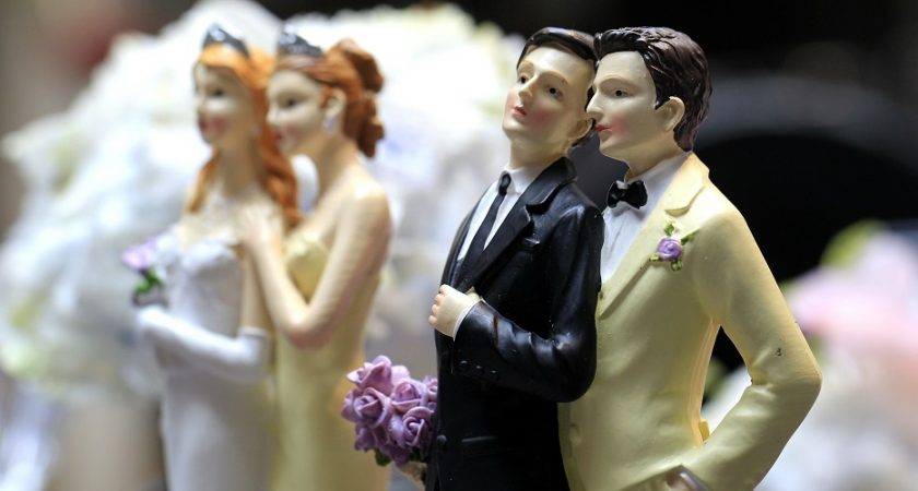 Droit romain sur le marriage homosexual marriage