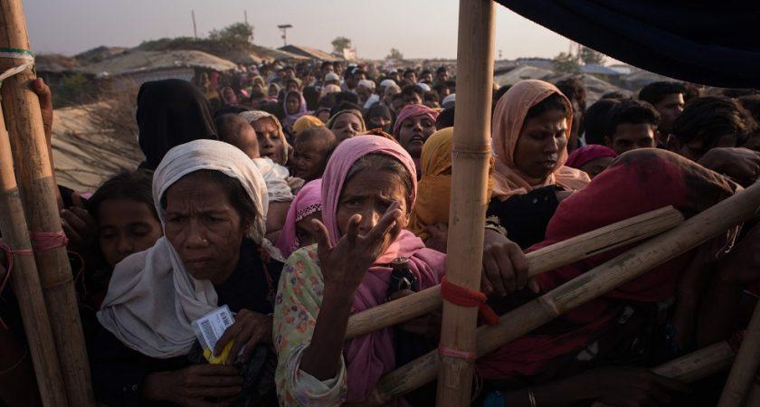 L'armée reconnaît l'existence d'un charnier de Rohingyas — Birmanie