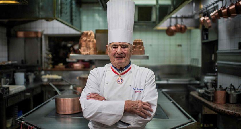 D c s du pape de la gastronomie fran aise paul bocuse for Cuisinier xviii