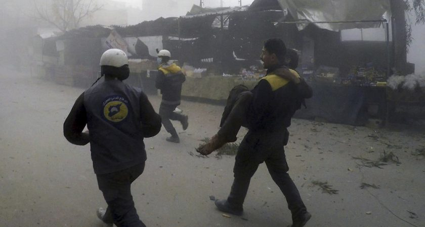 Affrontement russo-américain à l'ONU sur les armes chimiques — Syrie