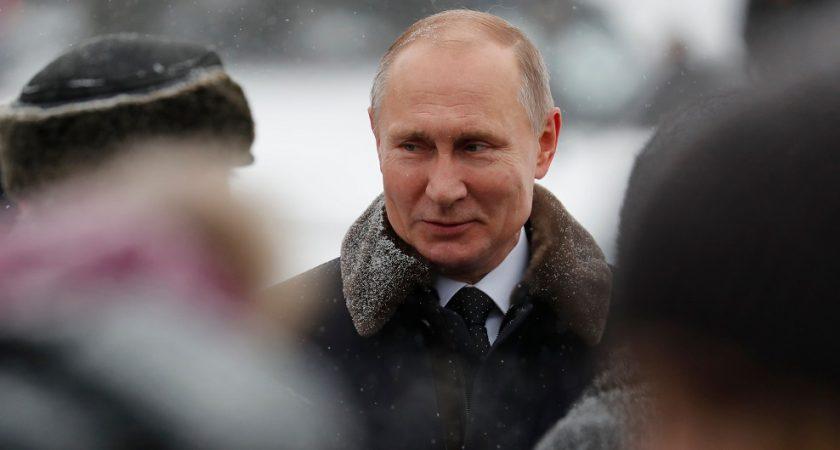 Macron demande à Poutine d'agir lors d'un entretien téléphonique — Syrie